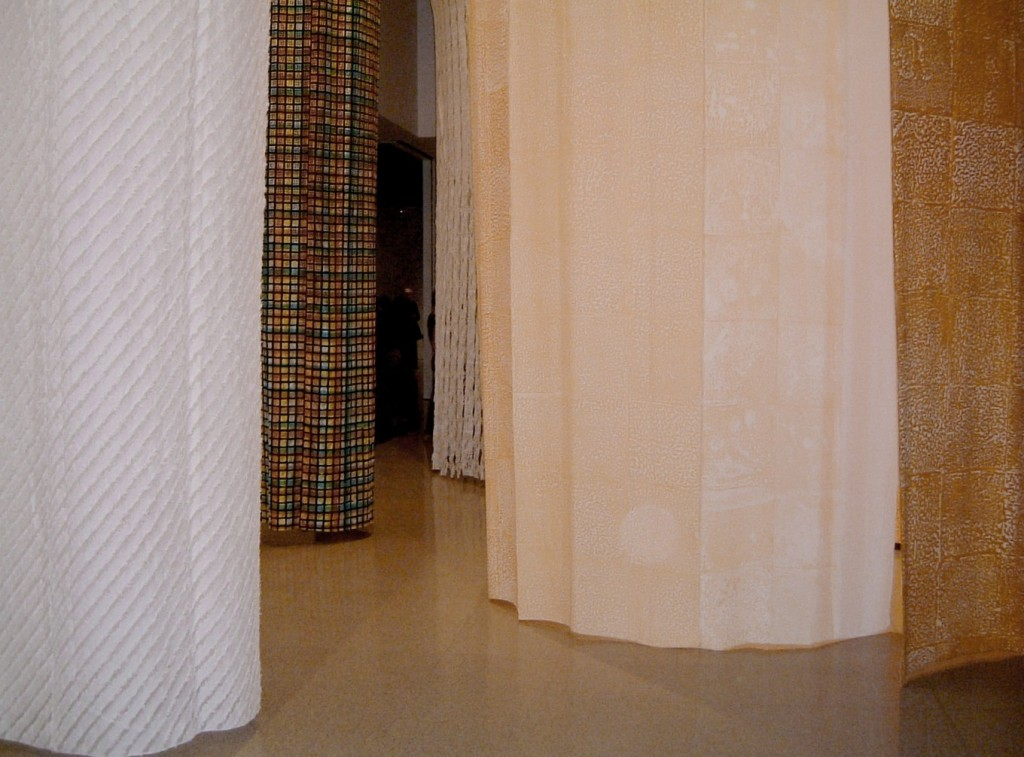 Nuno The Space Between Textile Art Design Fashion Conference Exhibition Maku